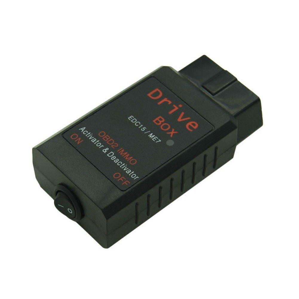 Drive OBD Box Code Reader IMMO Attivatore Disattivatore per EDC15 / ME7 OBD2 immo-hr-tool ® HanRainTool