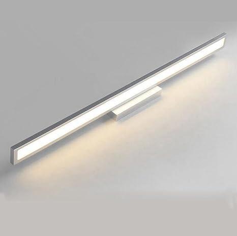 SJUN LED miroir avant lumière salle de bains lampe salle de ...