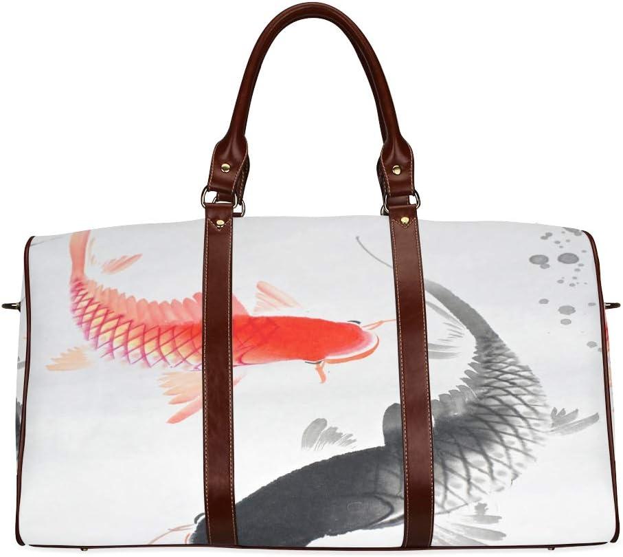 OuLian Gym Bag Real Love Rocks Women Canvas Duffel Bag Cute Sports Bag for Girls