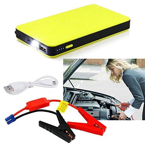12V 20000mAh Mini Portátil Multifuncional Car Jump Starter Power Booster Cargador de batería Cargador de arranque de...