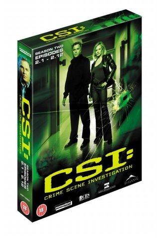 Csi Crime Scene Investigation 2001 - CSI: Crime Scene Investigation - Las Vegas - Season 2 Part 1 [DVD] [2001]