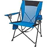 Kijaro Dual Lock Folding Chair (Blue)
