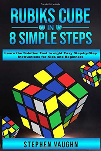 Rubiks Simple Steps Step Step product image