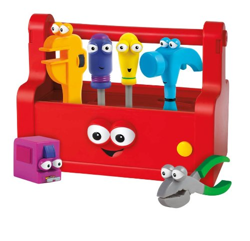Fisher-Price Disney's Handy Manny Talking Tool Box by Fisher-Price