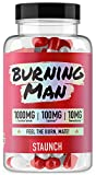 Staunch Burning Man 90 Capsules - Diet Pills, Weight Loss Supplement