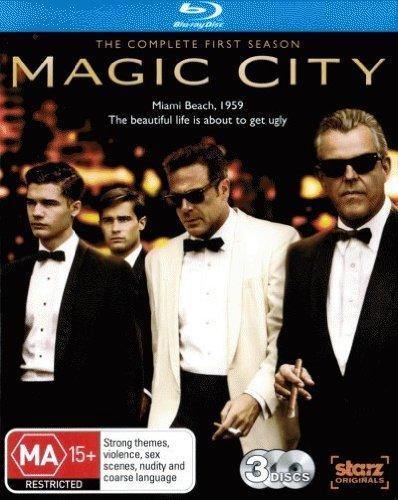 Magic City - Season 1 [3 Discs] [NON-USA Format / Region B Import - Australia]