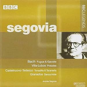 Bach-Schubert-Villa Lobos-Granados,etc. MUSIC FOR GUITAR