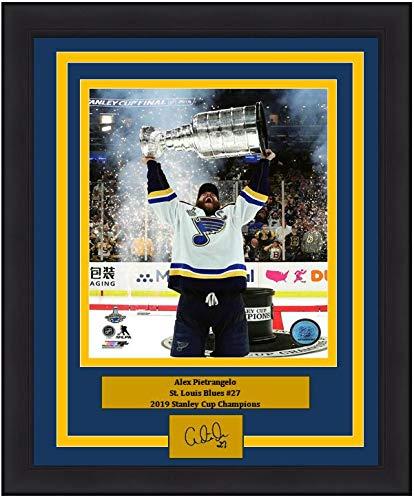 Alex Pietrangelo St. Louis Blues 2019 Stanley Cup Champions 8