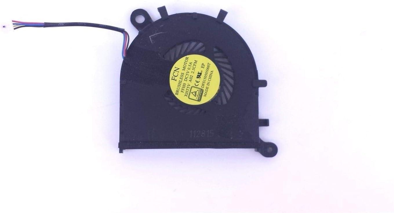 XHT5V Dell XPS 13 9350 fan assembly