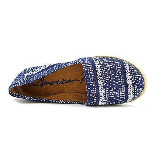 American Rag Frauen OWEN Flache Schuhe Blue