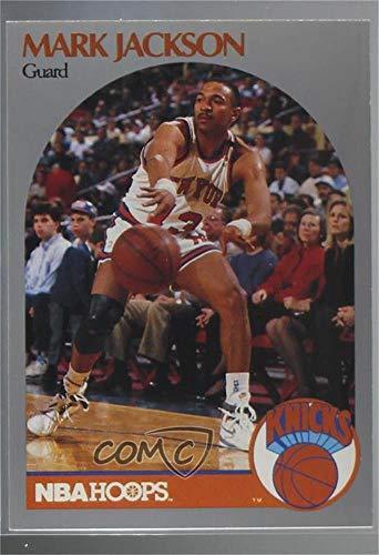 Mark Jackson (Basketball Card) 1990-91 NBA Hoops - [Base] #205