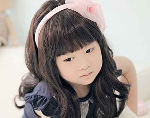 Diy-W (Brown Wigs For Kids)