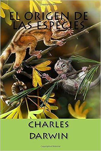 El Origen de las Especies (Spanish Edition): charles darwin, Patricia Marquez: 9781978114944: Amazon.com: Books
