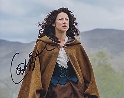 Caitriona Balfe (Outlander) signed 8x10 photo