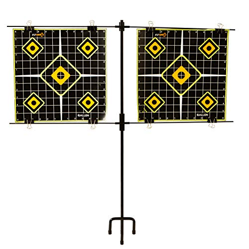 Allen Company Double Target Stand - Black
