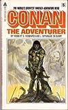 Conan the Adventurer, Robert E. Howard, 0441116345