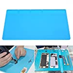 GoodLock Heat Resistant Thermal Insulation Pad Silicone Mat Soldering Repair Maintenance Platform Blue 10 ❤️Expedited Shipping:3-7 Days.🐾 Standard shipping:7-15 Days.🐾 Within 24 Hours Shipping Out.💕 macaron silicone mat for baking baby crafting hair tools counter dog bowls mats sheets glue gun makeup brushes fondant toaster oven toddler table transparent trivet thin textured to cook on thick nail art ateco amazon basics and rolling pin ❤️High-temperature splash-proof performance is stronger than the ordinary insulation pad 1.5 times. 💕 antistatic bowl anti skid soldering stove soap small square solder slim set of sink plate sheet 20x13.5 dab kit black storage long high temp silpat gray cute x holes honeycomb pet food mini circle kids rig purple 12x18 3mm 12x16 with measurements ❤️Corrosion protection, repair insulation, insulation brazing. 💕 wood grain wax dough mate gourd desk 8x8 kitchen raised edge holder cutting eating yellow cat pastry magnetic grill waterproof jumbo phone tupperware woodworking craft gripper rack pot half resin rolls inches round lay cell rockler grip grid dish xxl