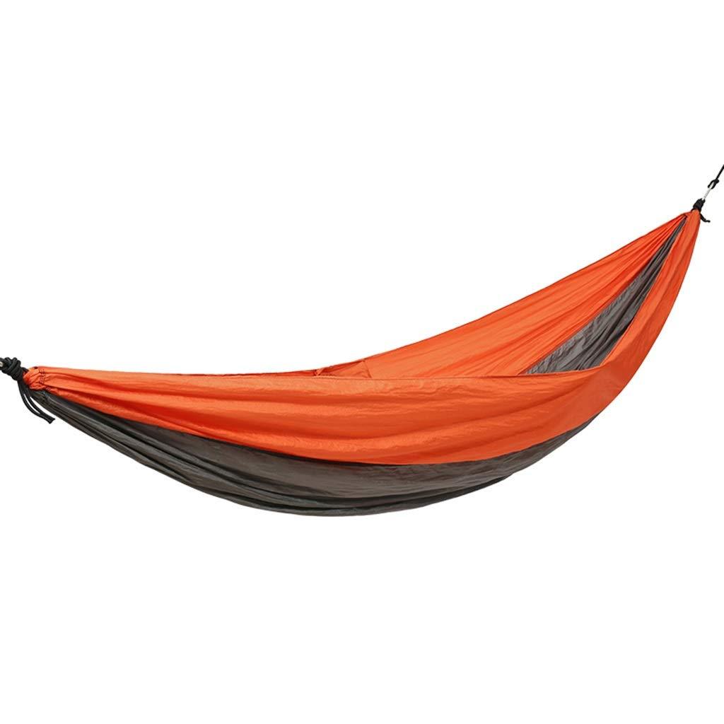 YFQ Fogli Appesi All'aperto Portatili Doppio Paracadute Dormitorio Dormitorio Altalena per Adulti Arrampicata per Il Tempo Libero