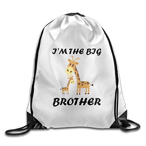 Happy Family Clothing Little Boys' I'm The Big Brother Cute Original Shoulder Bag Travel Bag