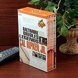 MLB Baltimore Orioles Cal Ripken, Jr. Legends 6-Disc DVD Set