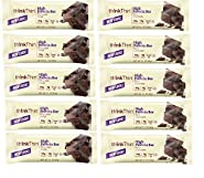 thinkThin Bundle (Pack of 10)- 2 Flavors: Dark Chocolate and Chocolate Fudge