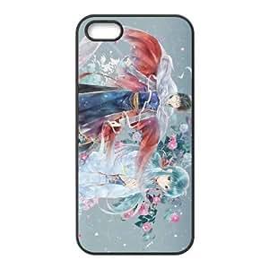 YuYu Hakusho iPhone 5 5s Cell Phone Case Black Phone cover U8479900