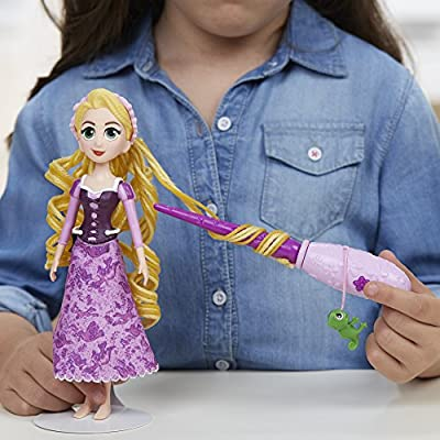 Disney Tangled the Series Rapunzel's Curl 'n Twirl: Toys & Games