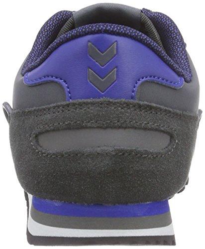 Hummel HUMMEL REFLEX LO - zapatilla deportiva de material sintético Unisex adulto gris - gris (Castle Rock 2600)