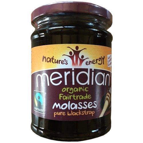 (2 Pack) - Meridian - Org Blackstrap Molasses   350g   2 PACK BUNDLE