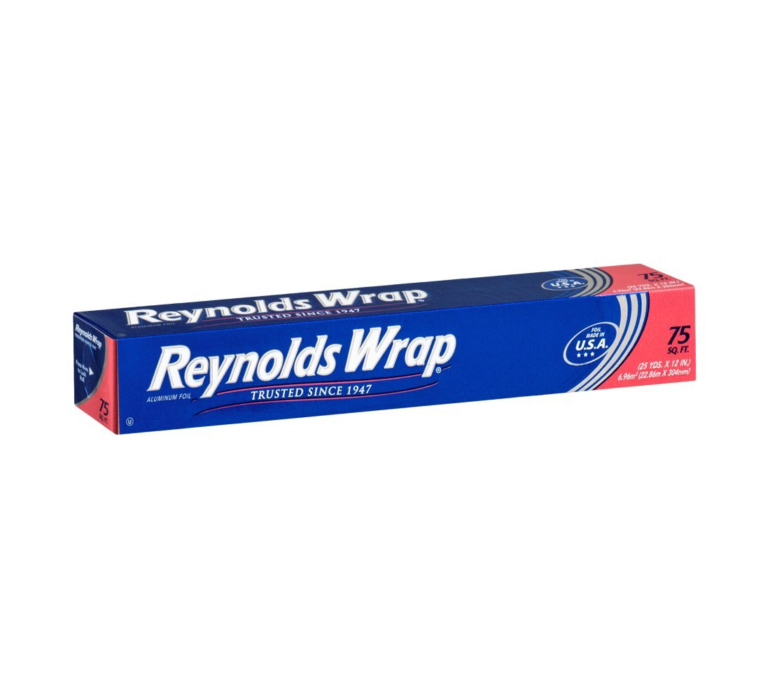 Reynolds Wrap Aluminum Foil (75 Square Foot Roll)