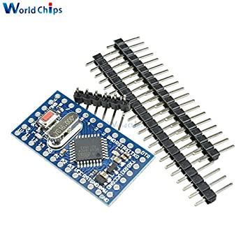 2PCS New Pro Mini atmega328 Board 5V 16M Arduino Compatible Nano Pro Mini