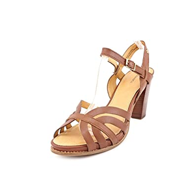 Brown Dress Womens Sandals Gh Size Liana Co Shoes Bassamp; Leather 13KcTluFJ