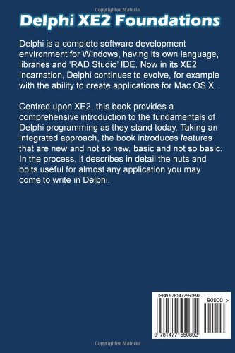 Delphi XE2 Foundations: Amazon.es: Chris Rolliston: Libros en idiomas extranjeros