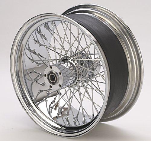 Ultima Complete Chrome 60 Spoke Rear Wheel 18