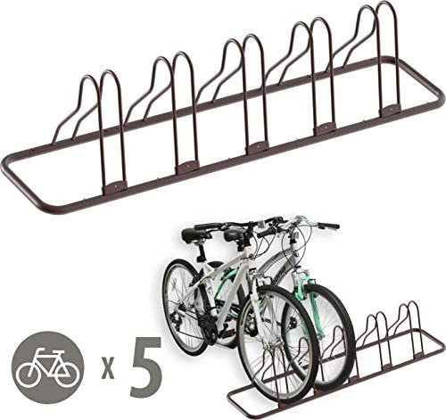 Simple Houseware Bicycle Parking Adjustable
