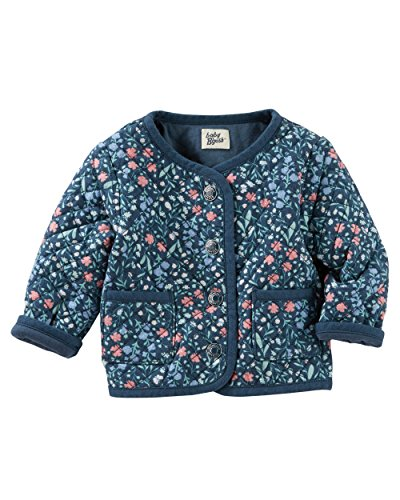 OshKosh B'Gosh Quilted Floral Jacket (2T) (Sweater Jacket Quilted)