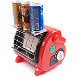Nabia Portable Gas Heater (SGH-200) キャンプヒーター、ガスヒーター(並行輸入品)