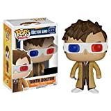 Funko Pop Television #233 Dr Who Tenth Doctor with 3D Glasses (Hot Topic Exclusive)