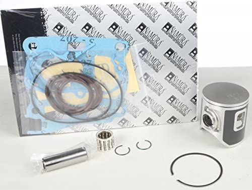 Manufacturer: NAMURA Condition: New VPN: NX-40001-BK-AD Part Number: 180352-AD NAMURA TOP END REPAIR KIT 53.95MM