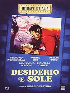 Desiderio E Sole [Italia] [DVD]
