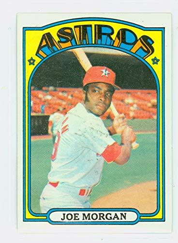 1972 Topps Baseball 132 Joe Morgan Houston Astros Near-Mint ()