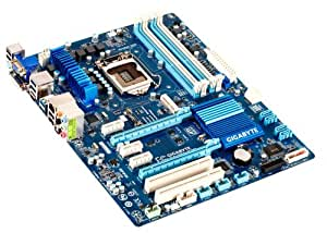 Gigabyte GA-Z77-D3H - Placa base (Intel Z77, 4 x DDR3, Intel HD Graphics, 32 GB)
