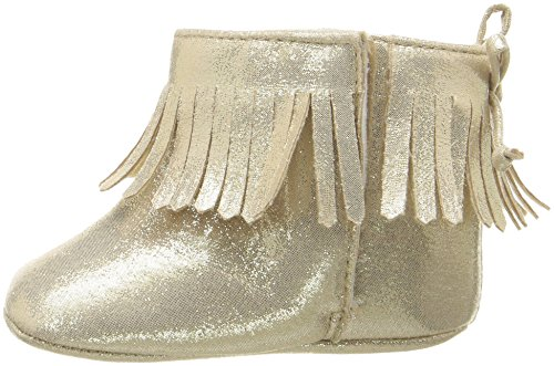 Pictures of ABG Baby Girls' Fringe Boot W/Bow GNB55395AZ2 Gold 5