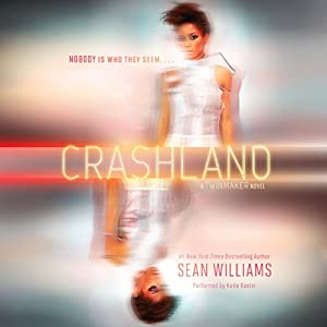 Crashland Audiobook