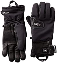 Outdoor Research Stormtracker Heated Gloves, Black, X-Small