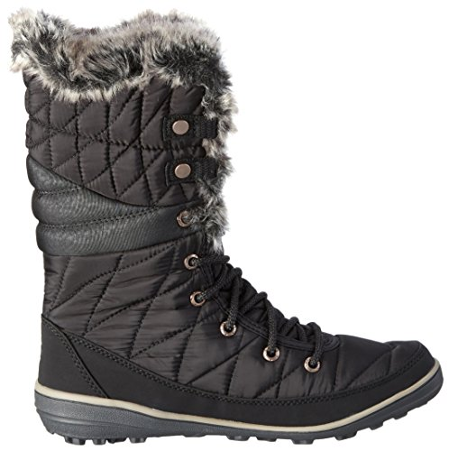 Black Heavenly Omni Boot Snow Heat Columbia Women's BSqRW4Ra