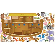 Mona Melisa Designs, Interactive Wall Play Set, Noah's Ark