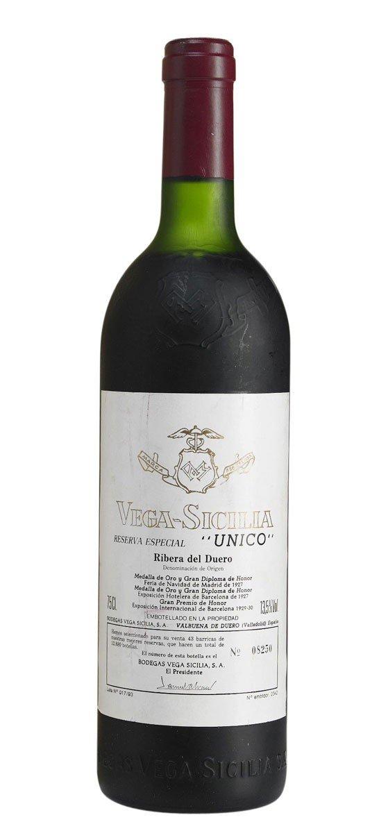 Vega Sicilia Único Reserva Especial - 70 Cl.: Amazon.es: Alimentación y bebidas