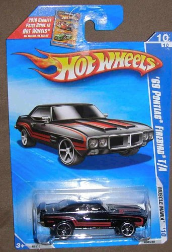 hot wheels 69 pontiac firebird - 7