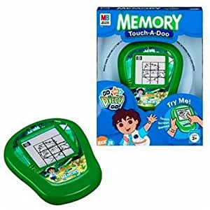 Nickelodeon Memory Touch-a-Doo - Go Diego, Go!